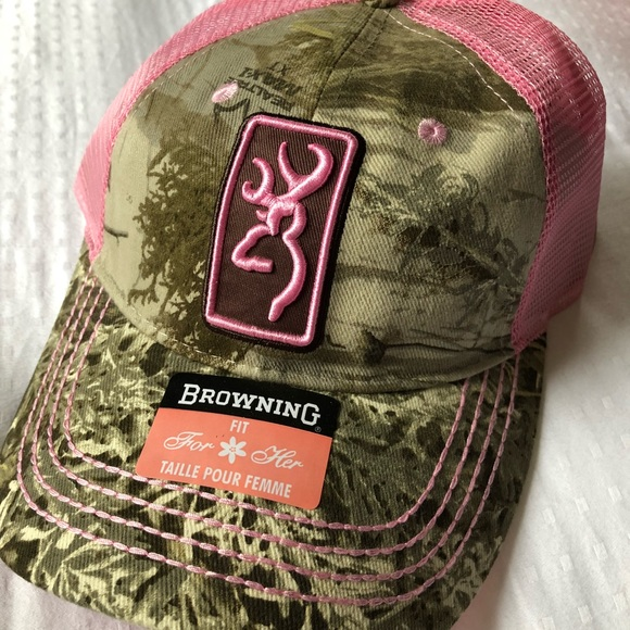 ... discount code for hat 2939d b69c1 low cost browning womens camo pink cap  e46c6 26b89 bf73a c9056bdc11d2